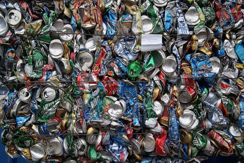 сортировка отходов бытовых