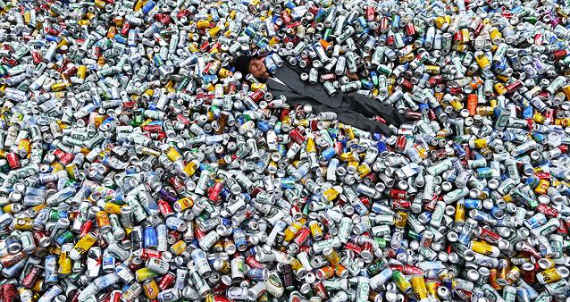 переработка мусора в России: как это происходит