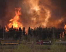 Пожар на «Съяново-1»