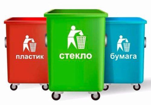 Зачем сортировка мусора?
